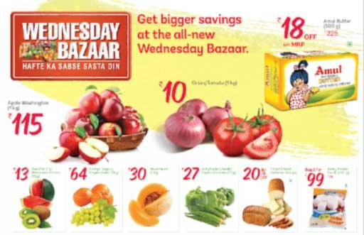 Marketing Mix of Big Bazaar - 1