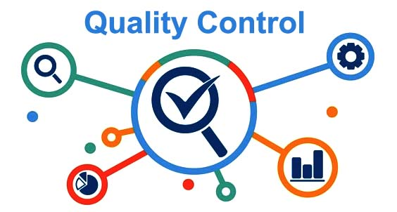 Project Management ensures quality control