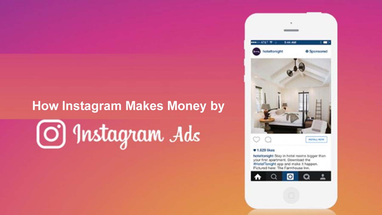 business model of instagram - 6