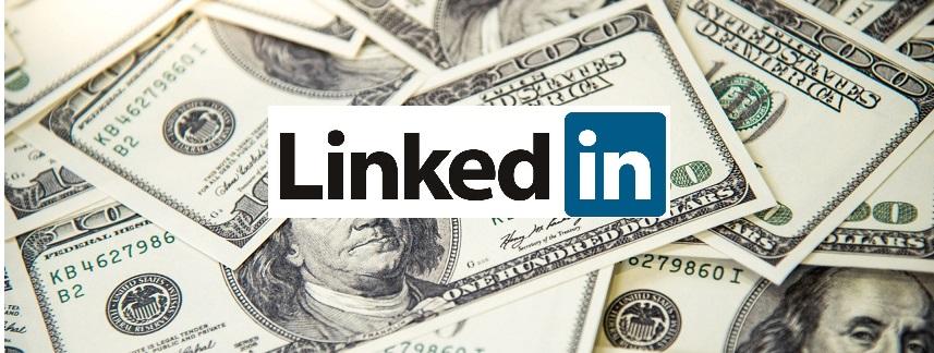 business model of linkedin - 5