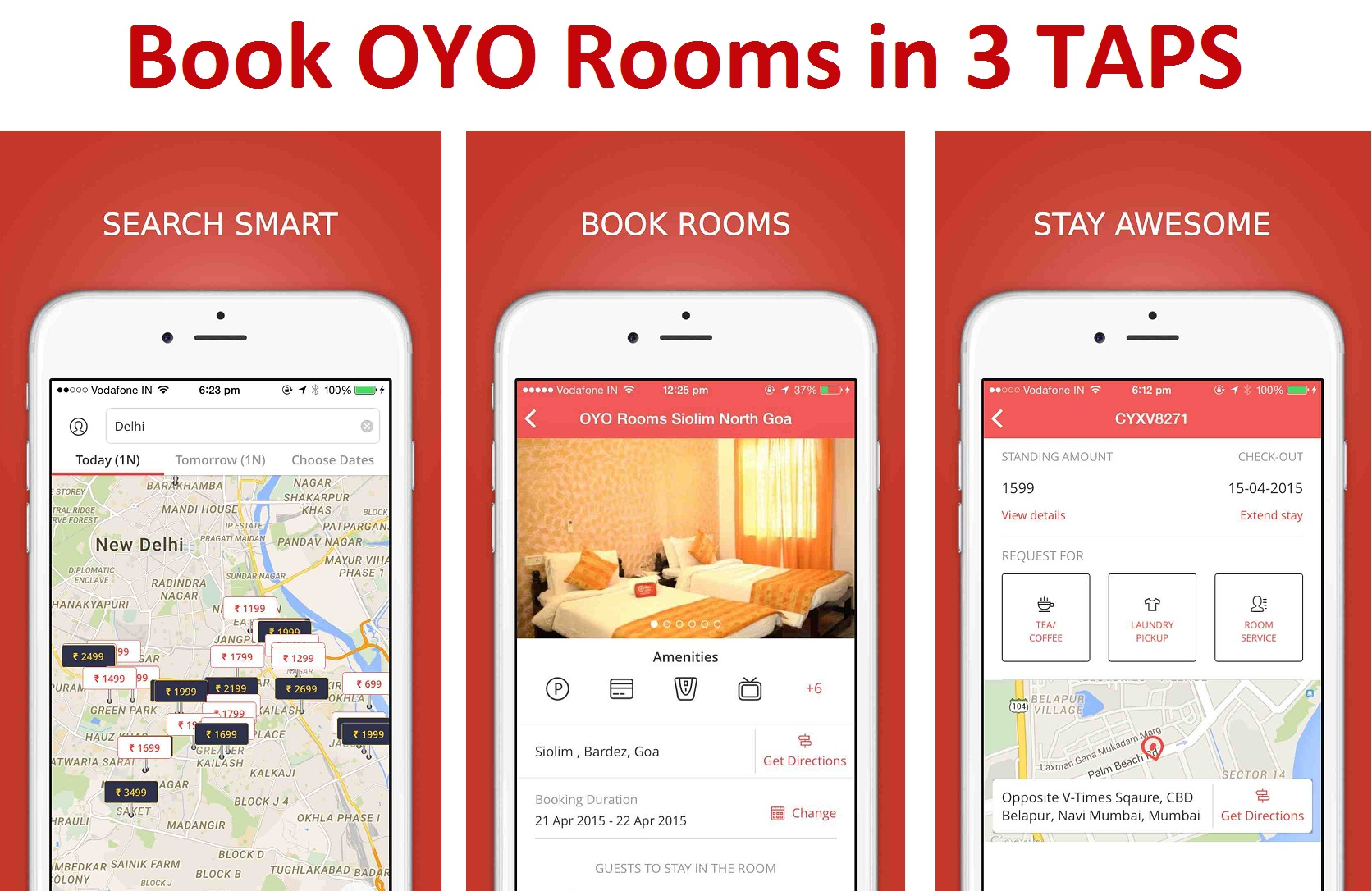 business model of oyo rooms - 3