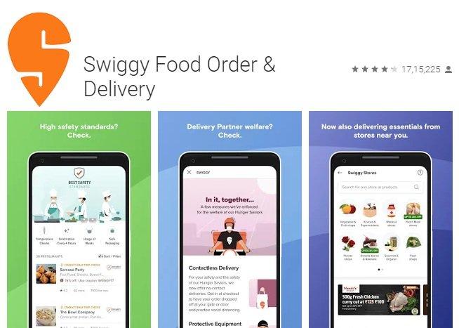 business model of swiggy - 3