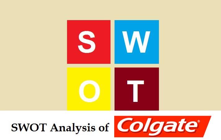 swot analysis of colgate