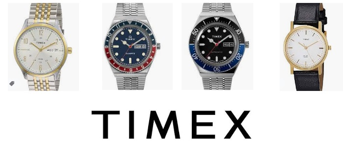 swot analysis of timex -1