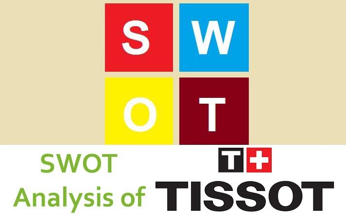 swot analysis of tissot