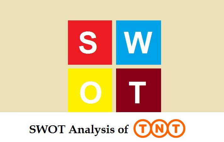swot analysis of tnt