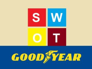 Read more about the article SWOT Analysis of Goodyear Tyres [step by step SWOT]