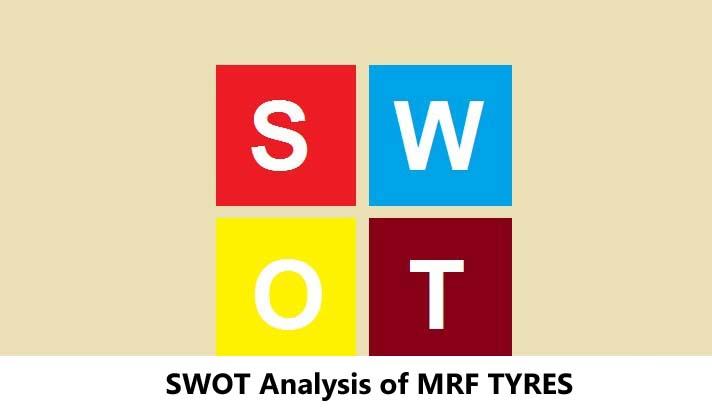 swot analysis of mrf tyres