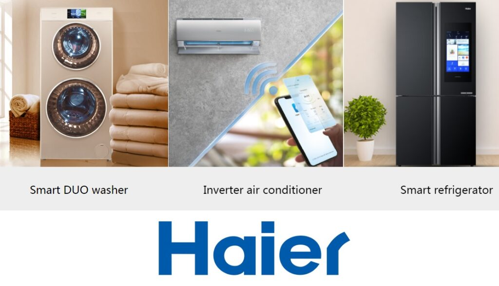 swot analysis of haier -1