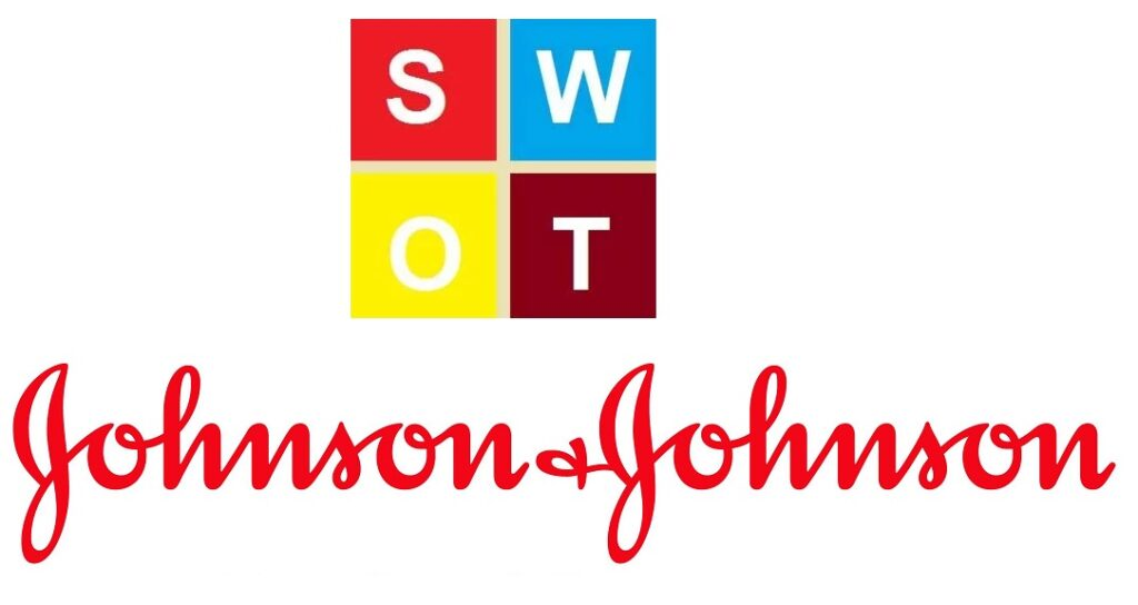 swot analysis of johnson and johnson