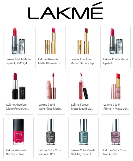 swot analysis of lakme - 1