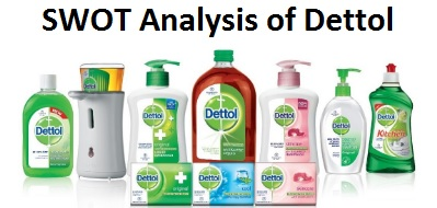 swot analysis of dettol