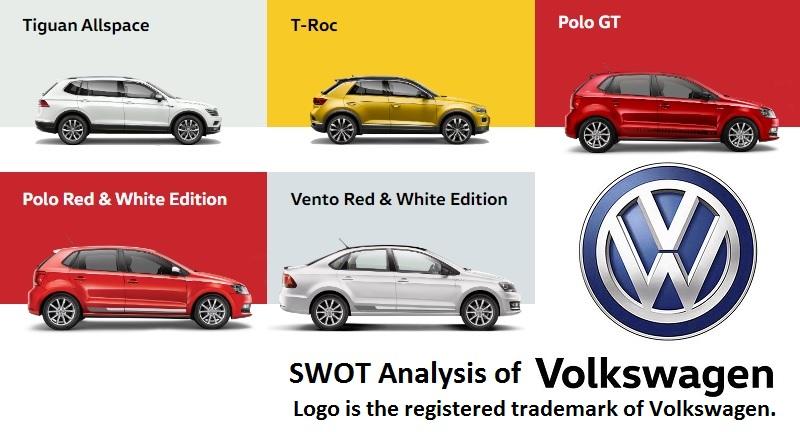 swot analysis of volkswagen